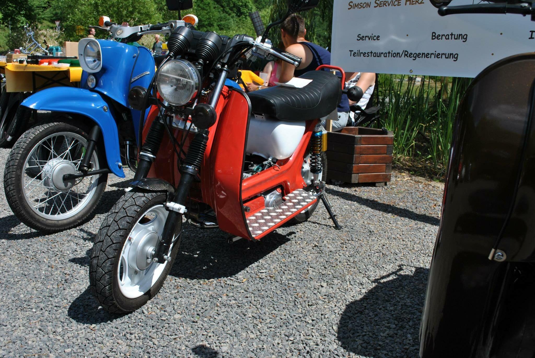 simson sr50 custom motorcycles from th ringen pinterest. Black Bedroom Furniture Sets. Home Design Ideas