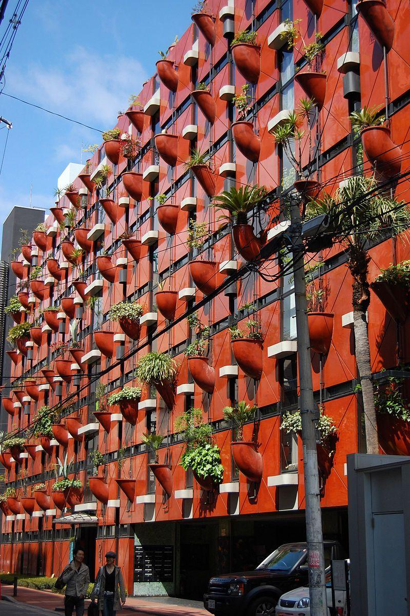 Organic Building - Osaka - Gaetano Pesce - Wikipedia   Osaka, Pesce, Alvar  Aalto