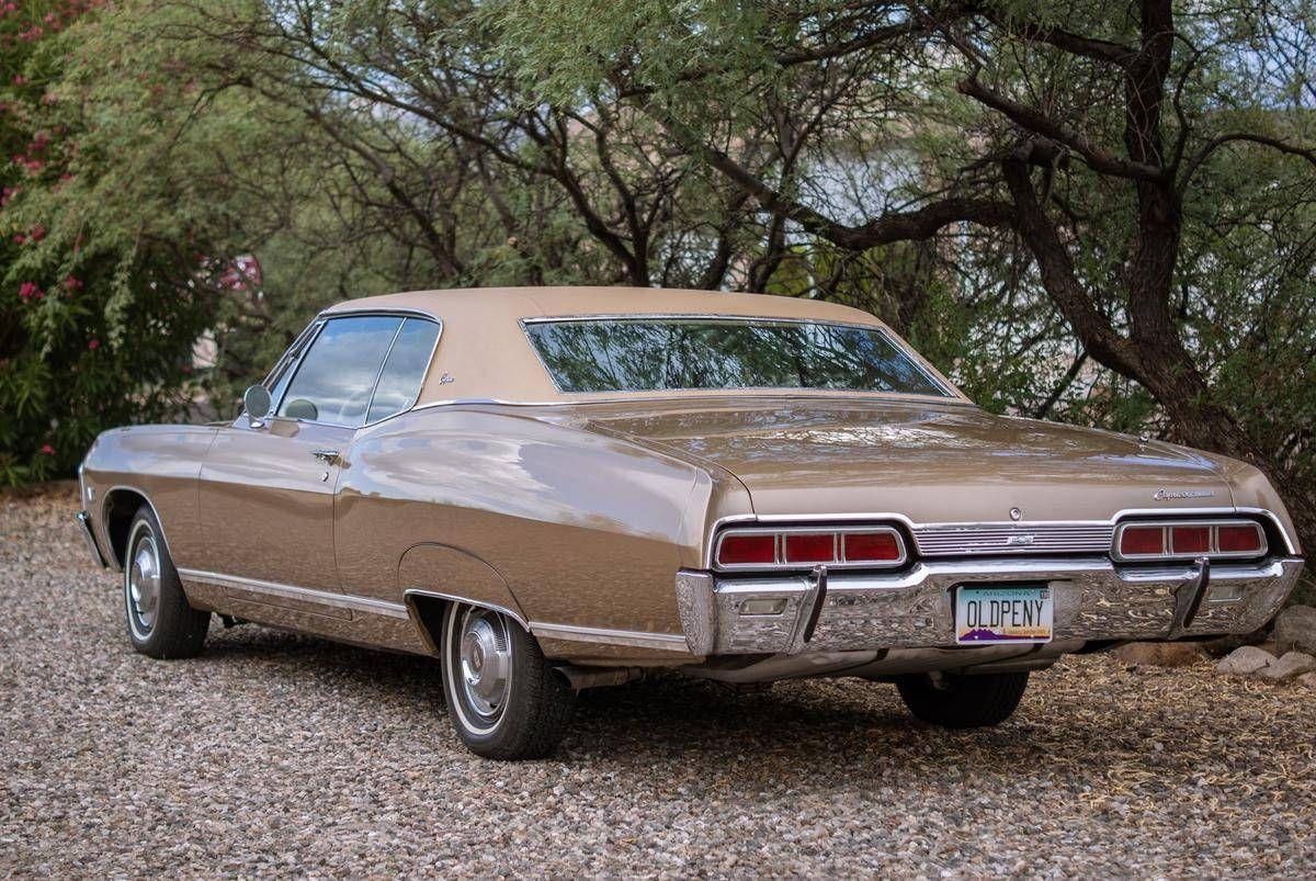 1967 Chevrolet Caprice For Sale 2190696 Hemmings Motor News