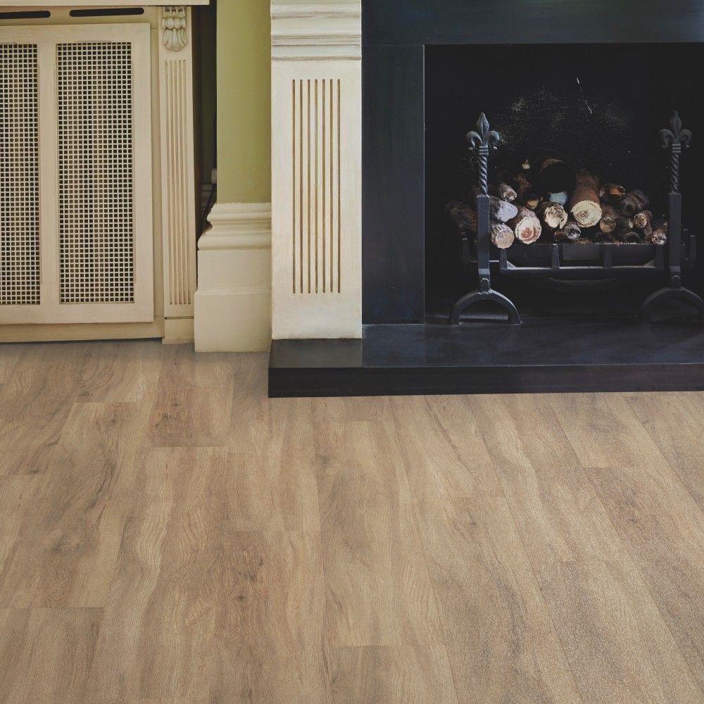 Nest Treacle Oak Click Loc Luxury Vinyl Tile Wood Flooring