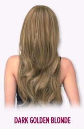 Secret extensions dark blonde