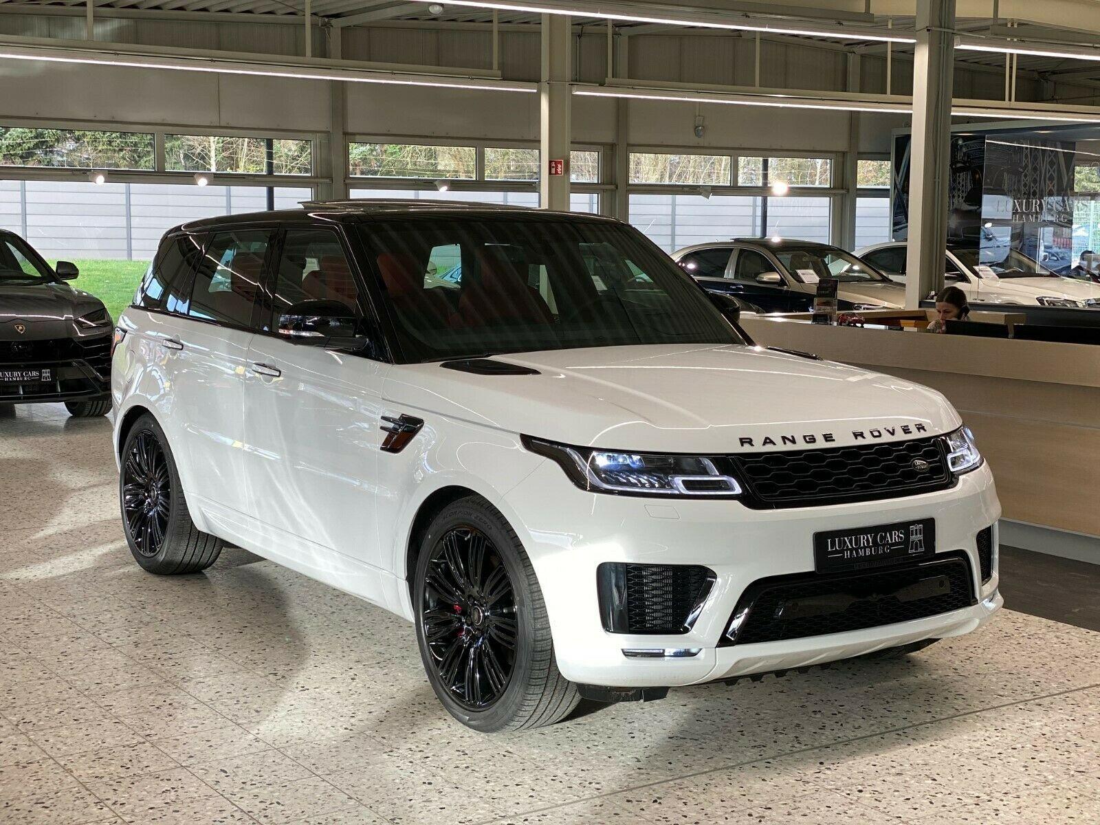 Land Rover Range Rover Sport Luxury Cars Hamburg