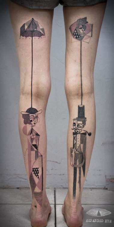 Sophia chang korean inspired tattoo great example of