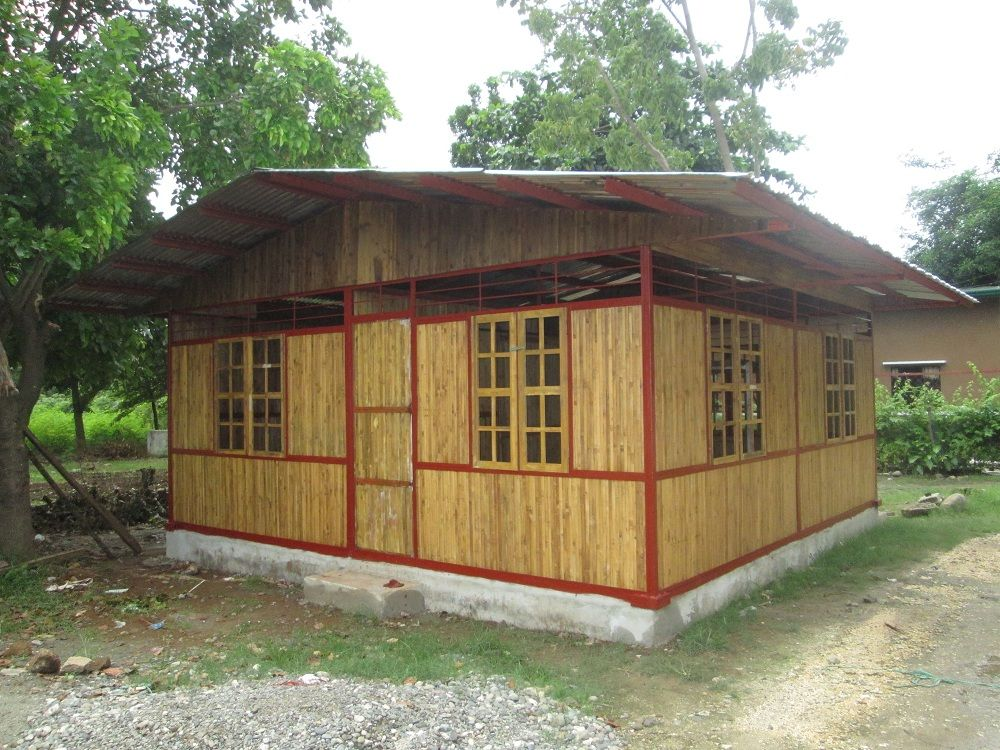 "Misor bamboo industry set to takeoff with ""engineered bamboo house ..."
