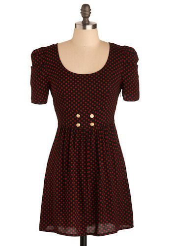 I want this dress to run around Europe in.