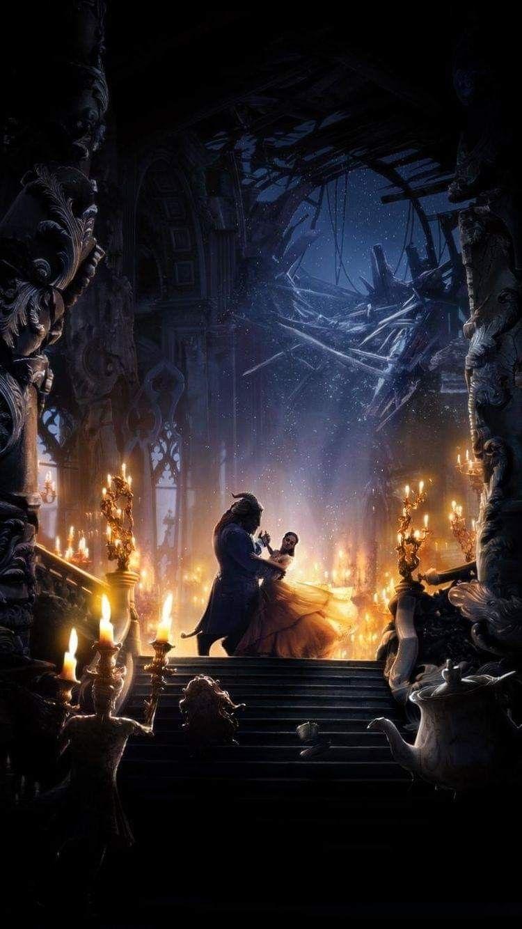 Disney の画像 投稿者 Skr さん 美女と野獣 壁紙
