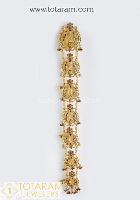 Gold Jada & Choti Buy online 22 karat gold Jada 22k baby Jada