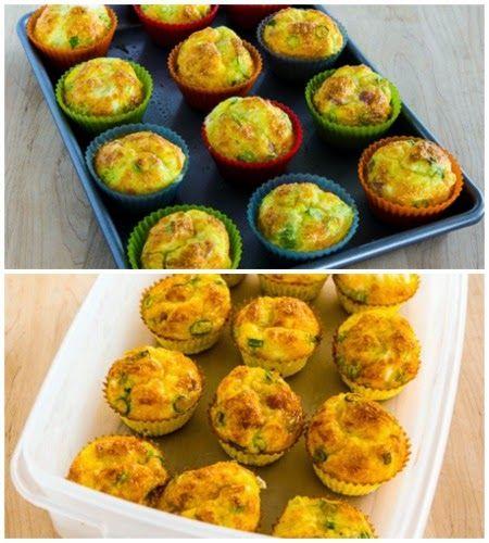 recipe: low carb breakfast casserole muffins [3]
