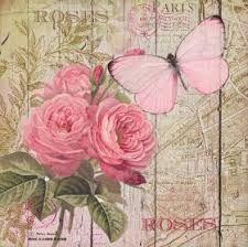 Resultado De Imagen De Laminas De Flores Para Imprimir Gratis Imagens Vintage Desenho De Rosa Decoupage