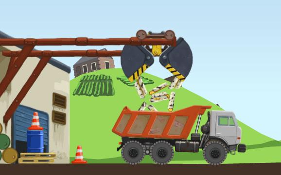 تحميل لعبة world of trucks