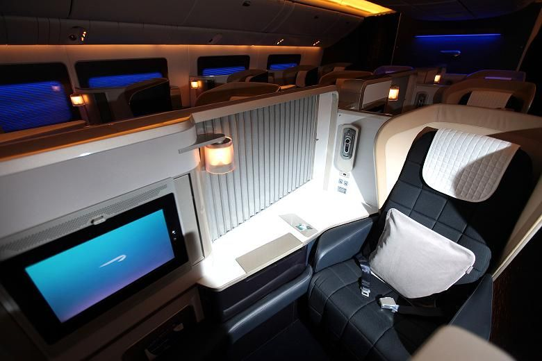 In for the long haul: BA rolls out first of its new aircraft