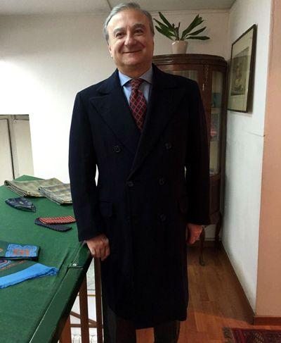 Patrizio Cappelli Cravatte Sartoriali Napoli  d95e2c613b88