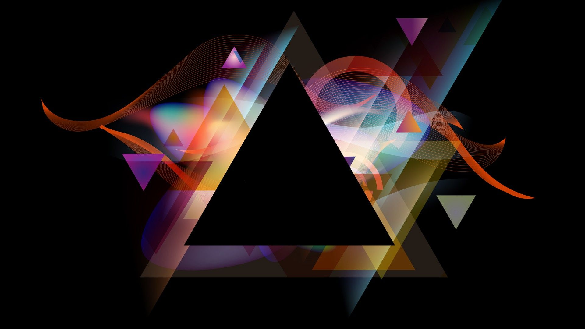 illuminati triangle wallpaper hd - photo #6