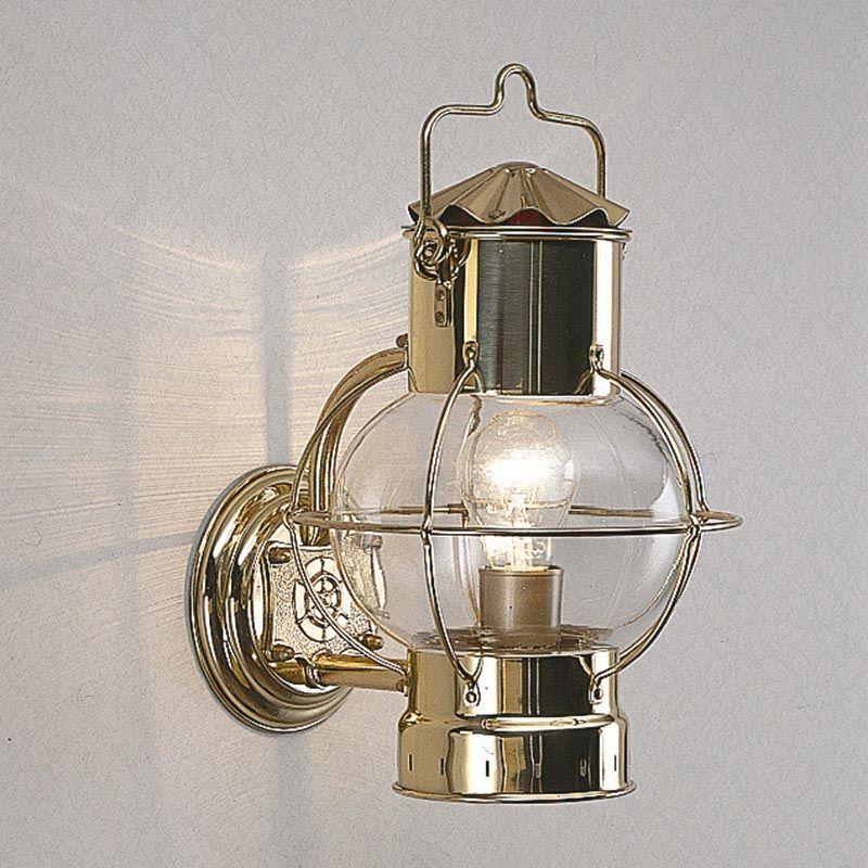 Nautical Wall Lighting Fixtures Wall Lights Globe Wall Light
