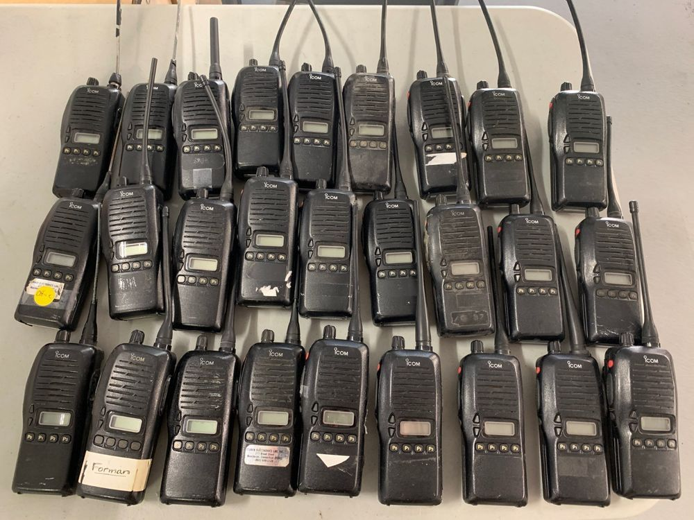 6x Baofeng BF-888S Two Way Radio Rechargeable 2800 mAh Walkie Talkie