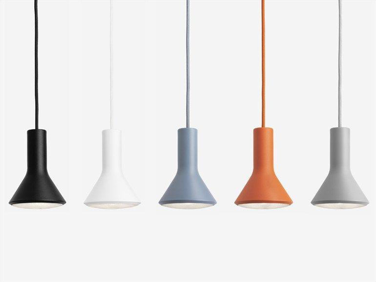 Lampada a sospensione a LED alogena in alluminio PAR by
