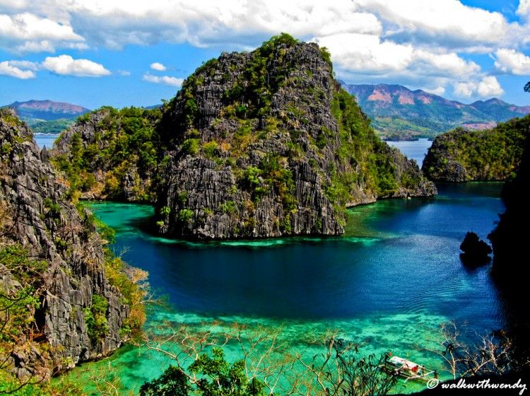 Coron Island Palawan Coron Island Coron Palawan Coron