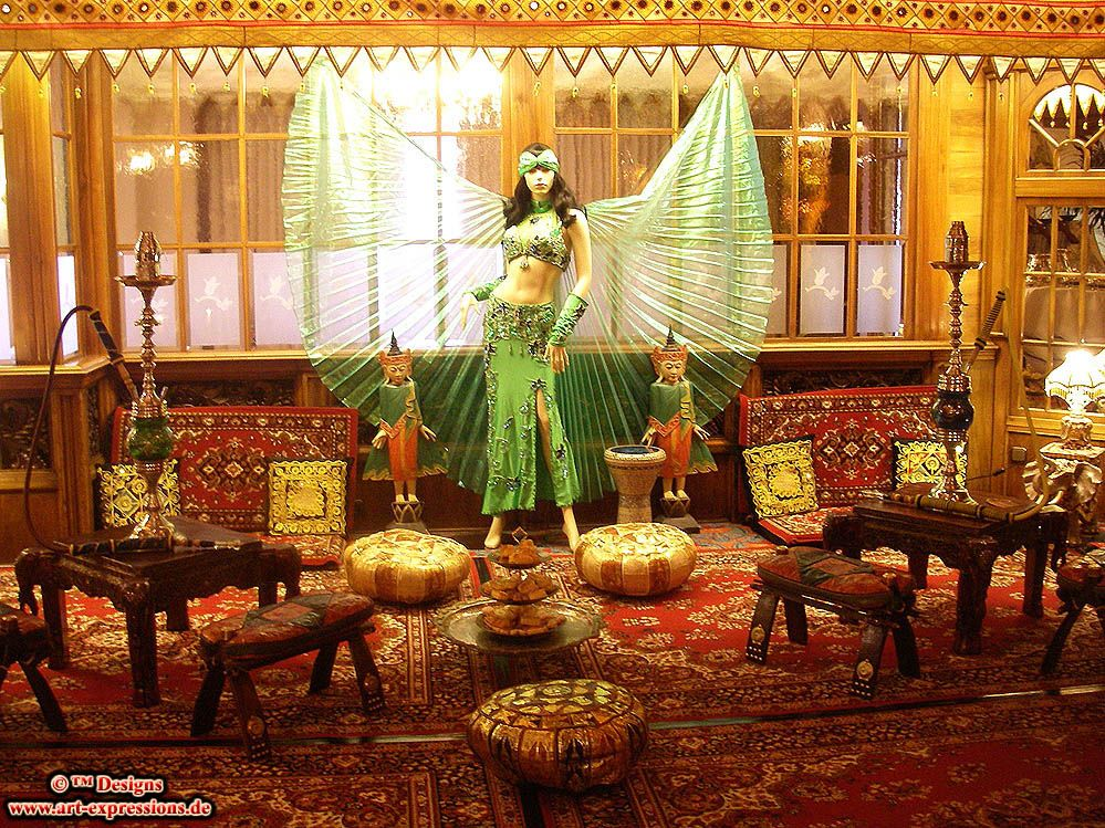 Orientalische indische asiatische luxus dekoratio orientalische indische asiatische lounge - Asiatische dekoration ...