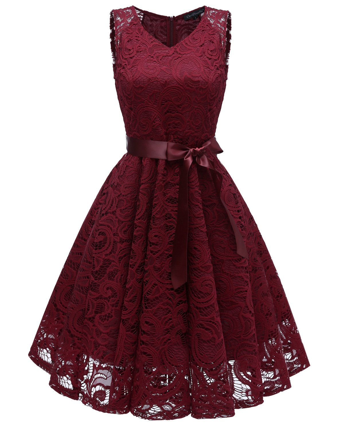 92d41b6dfc3a3 Lace Patchwork Vintage Dress – Pink-Always | Dresses in 2019 ...