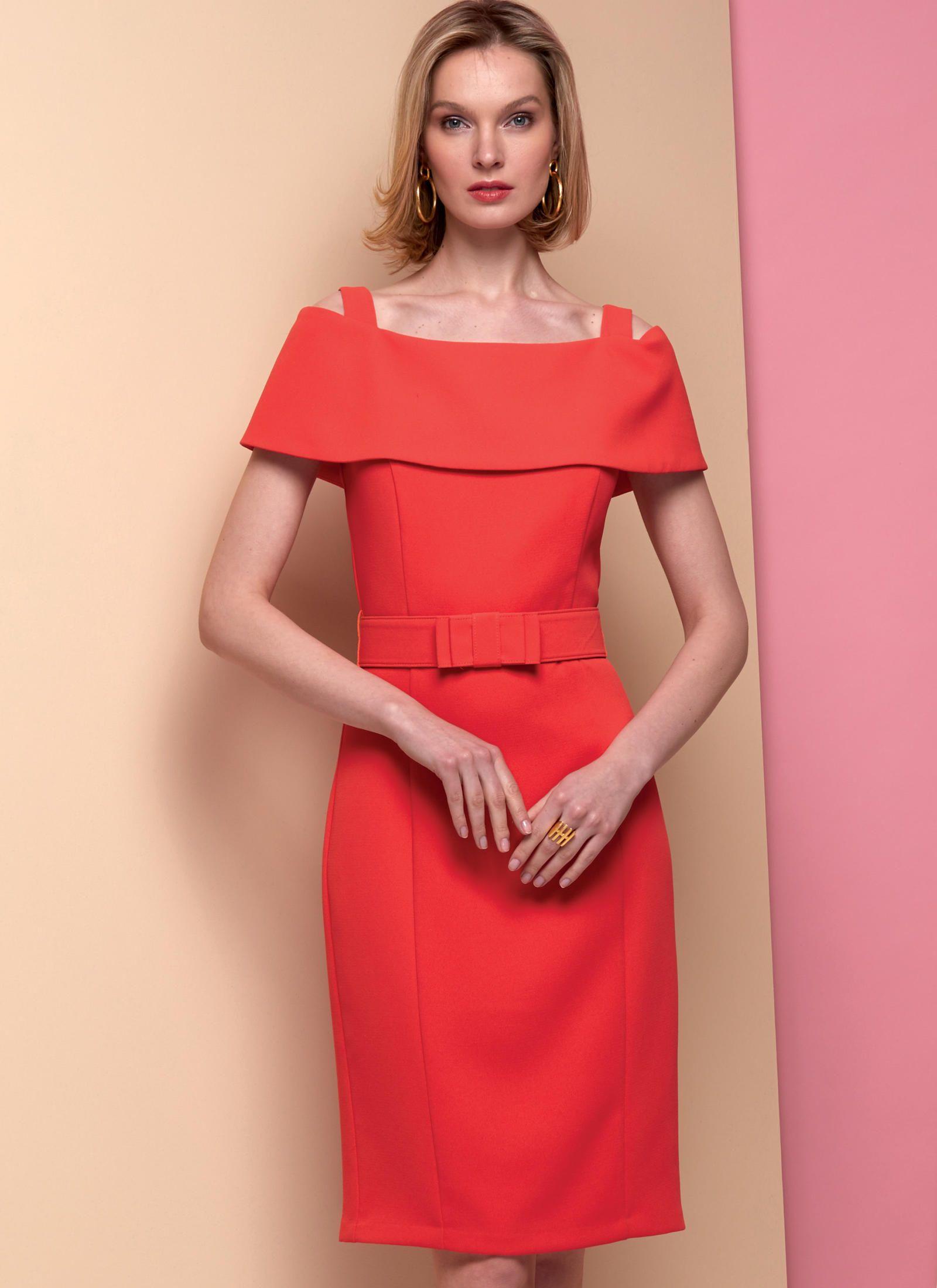 d1543276f V1624 | Misses'/Misses' Petite Dress Sewing Pattern | Vogue Patterns ...