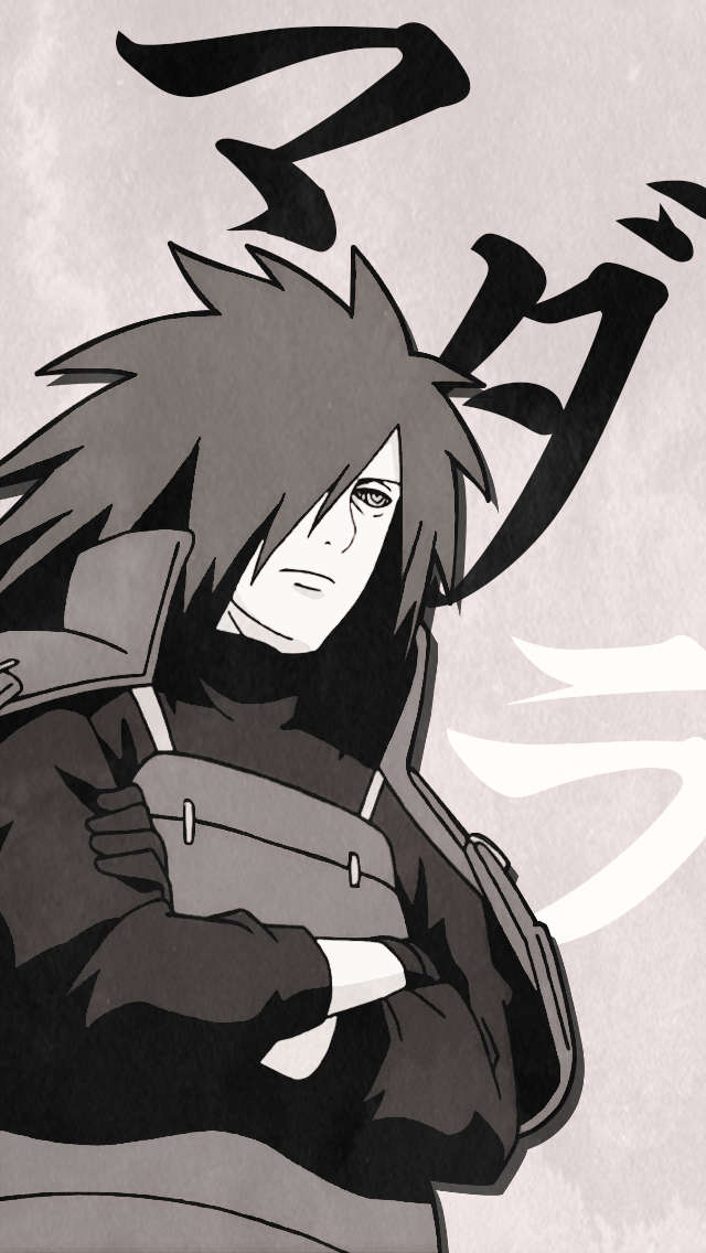 Madara Uchiha Suitable For Background