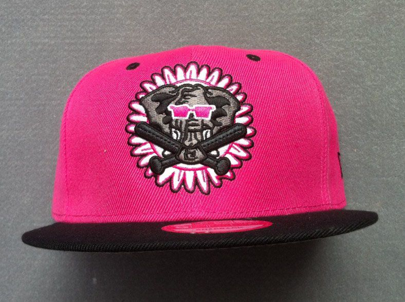 Mlb pittsburgh pirates snapback hats caps pink 3924 only