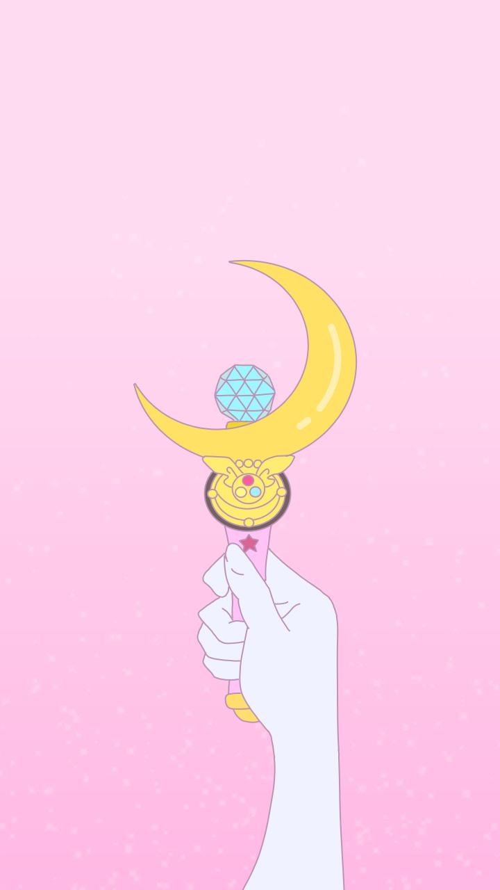 Aesthetic Sailor Moon Wallpaper