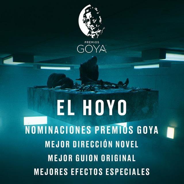 LA PELÍCULA EL HOYO DE GALDER GAZTELU-URRUTIA CONSIGUE 3 ...