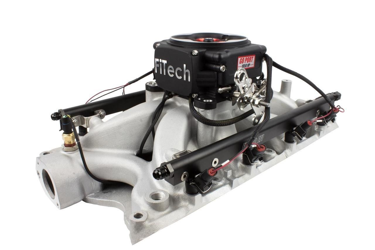 Fitech fuel injection go port efi fuel injection systems