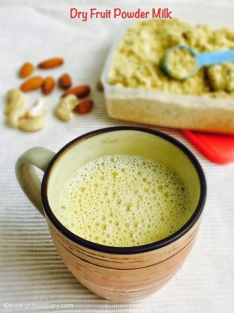 Dry fruit powder milk for toddlers kids toddler food recept forumfinder Image collections