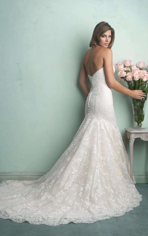 Sweetheart Wedding Gown by Allure Bridals | Allure bridal, Wedding ...