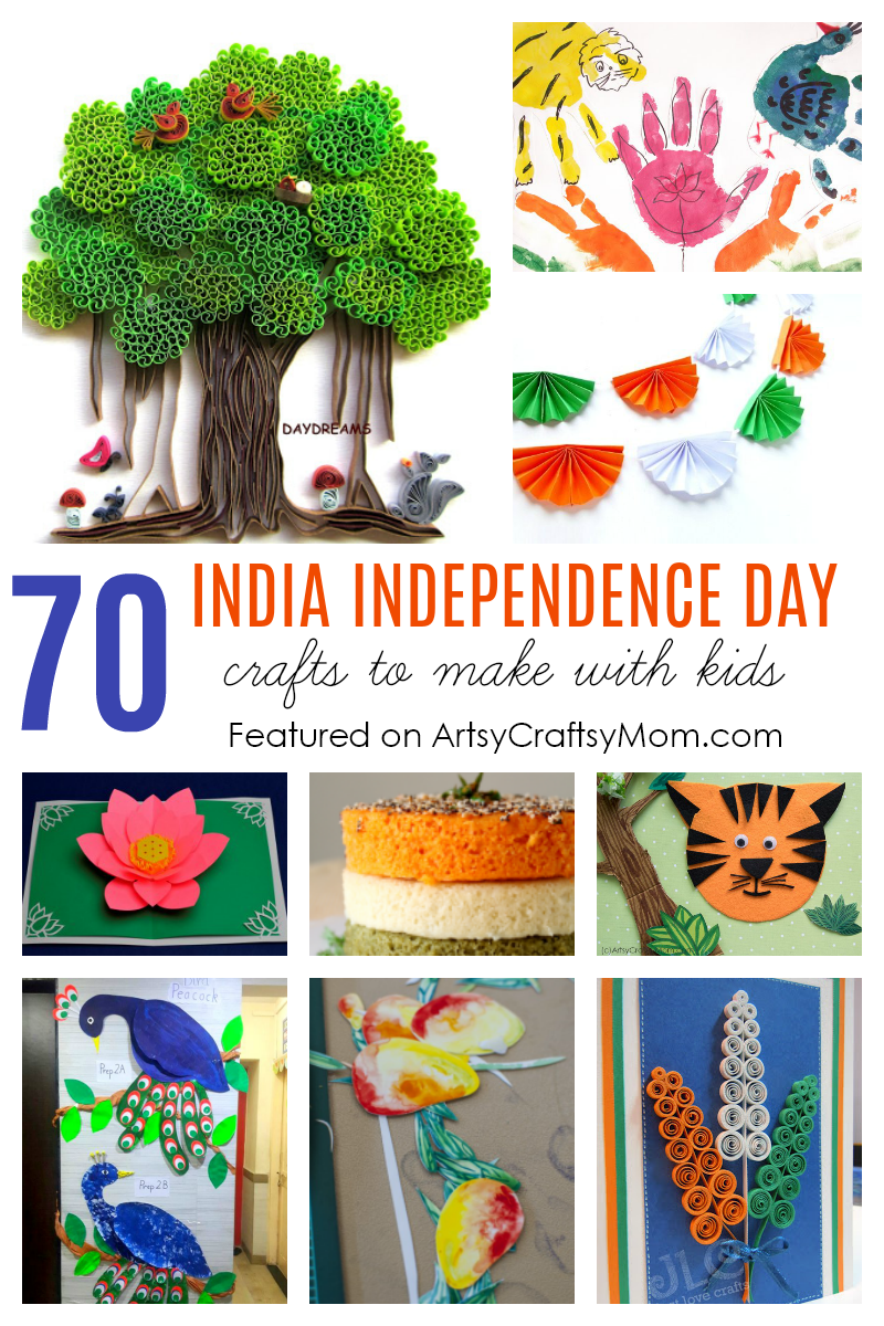 70 India Independence Day Crafts And Activities For Kids Viewinvite Co