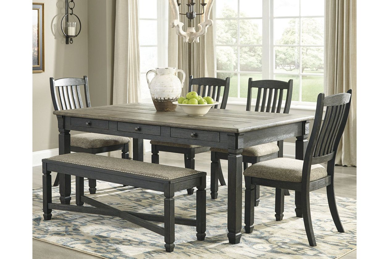 40++ Farmhouse table with bench ashley furniture ideas in 2021