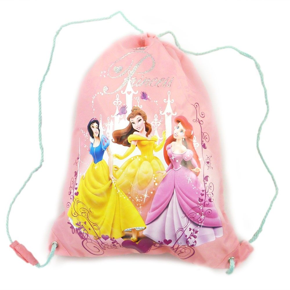 Disney Princess | disney princess swim bag trainer bag pink £ 6 95 this fabric disney ...