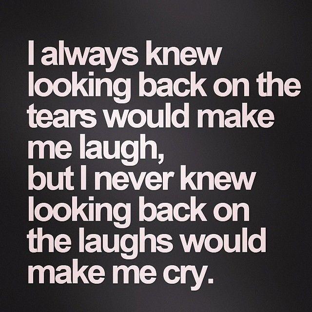 sad past quotes