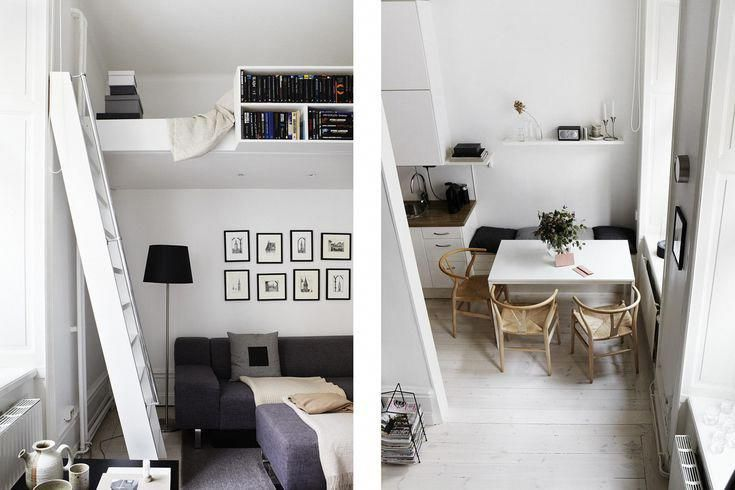 25 Adult Loft Bed Ideas for Small Rooms and Apartments images