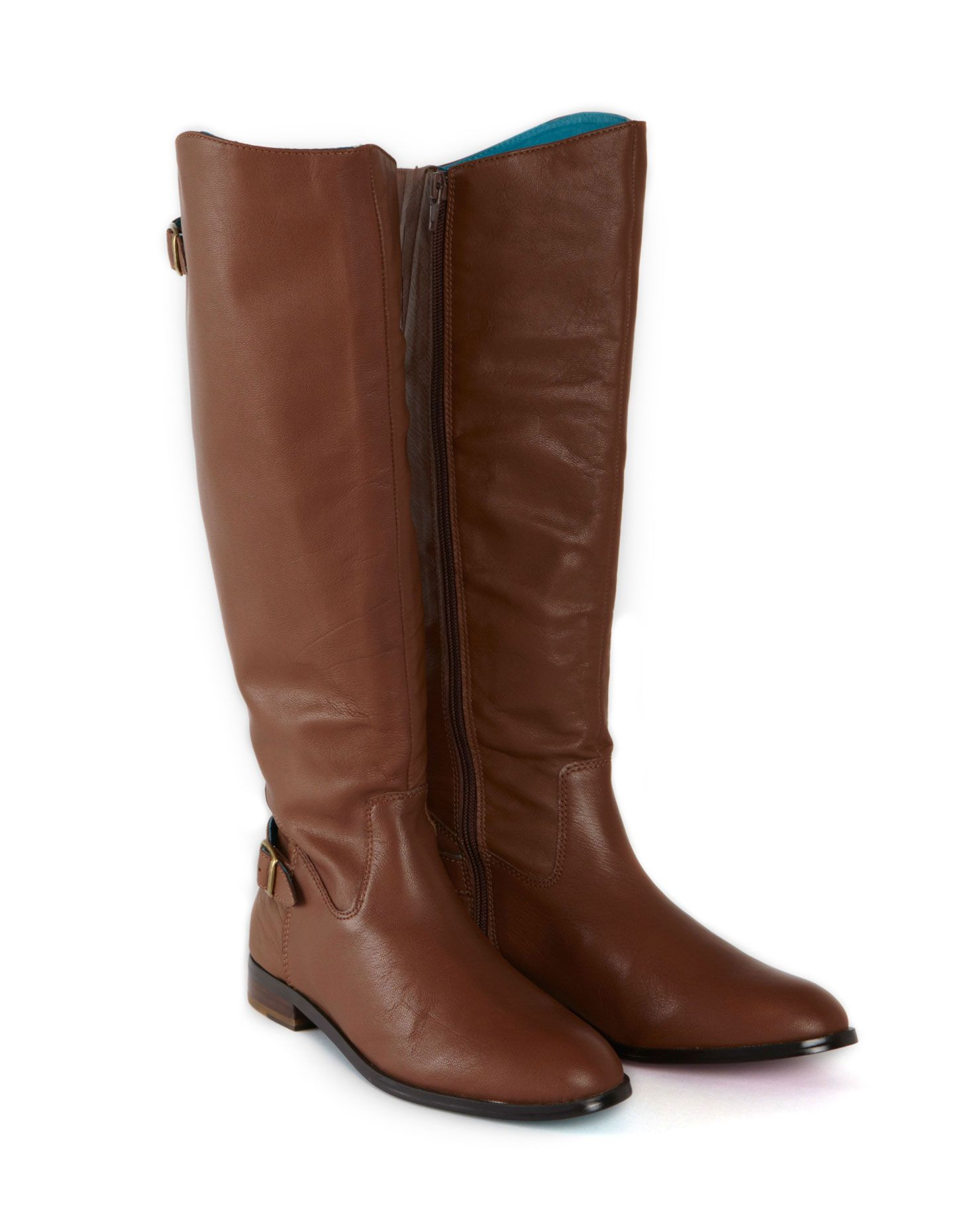 Ladies Leather Country Boots - Dubarry Galway Boot, Brown buy ...