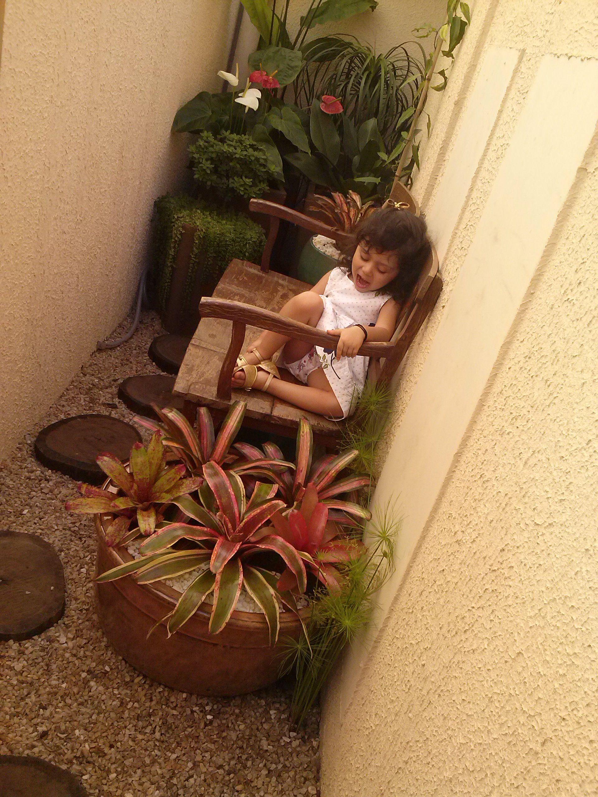 Minha sobrinha Sofia...