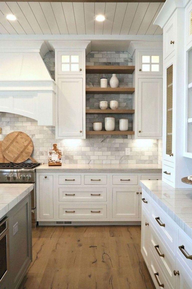 42 Cool Gray Kitchen Cabinets Graykitchencabinets Kitchencabinets Kitchen Home Decor Kitchen Backsplash Kitchen White Cabinets Farmhouse Kitchen Backsplash