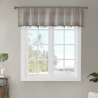 Basics 54 Window Valance Drapes Curtains Curtains Traditional