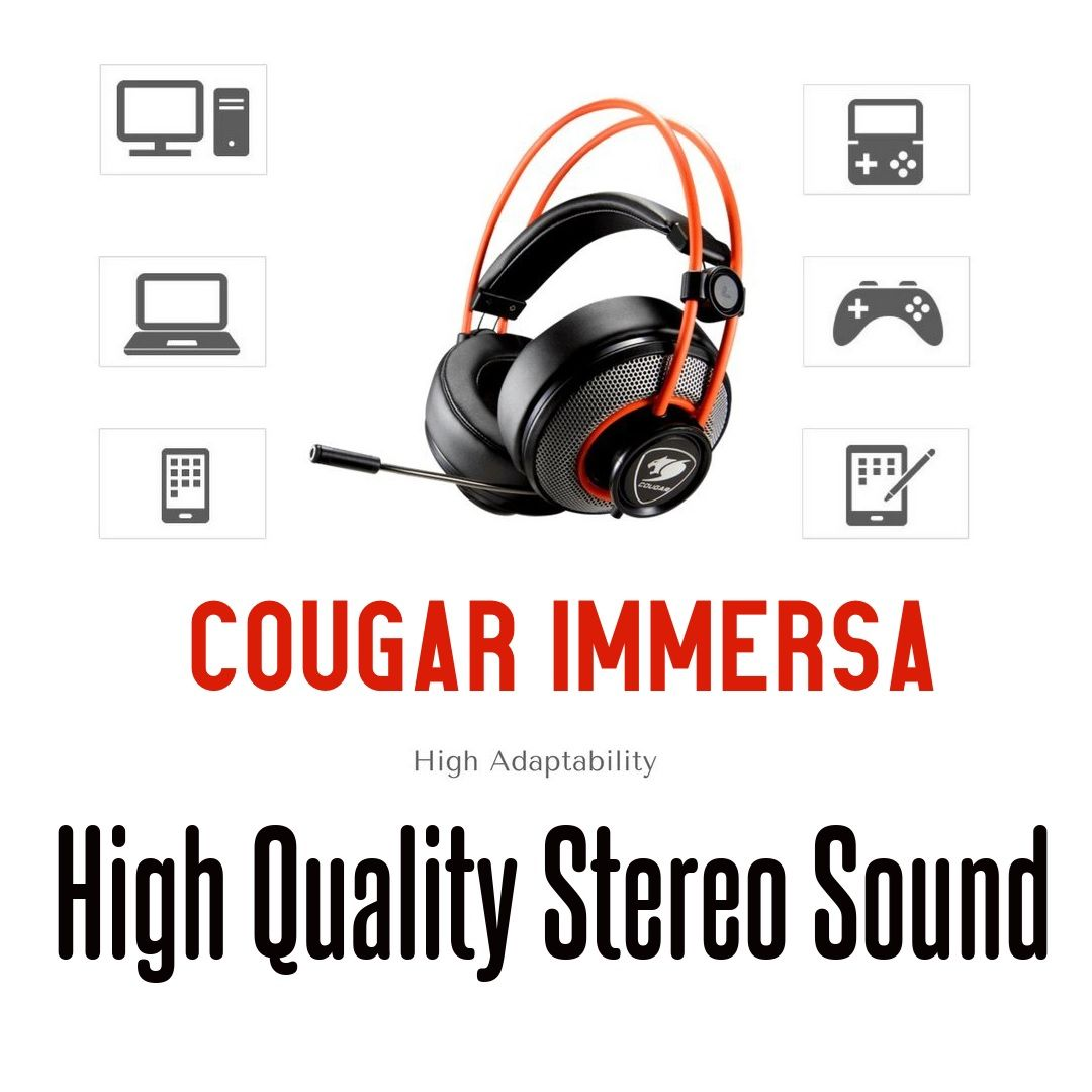 HyperX Cloud II Gaming Headset - 7 1 Surround Sound, Durable