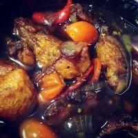 Ayam Masak Kicap