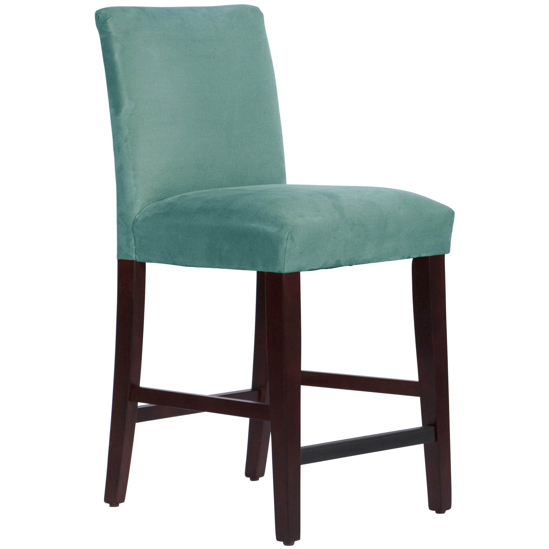 Skyline Furniture Premier Tidepool Uptown Counter Stool (Tidepool ...