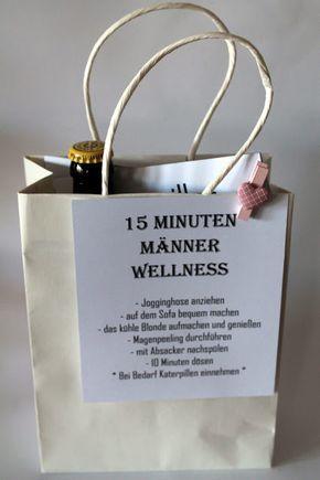diy 15 minuten m nner wellness die perfekte geschenkidee f r m nner geschenke pinterest. Black Bedroom Furniture Sets. Home Design Ideas