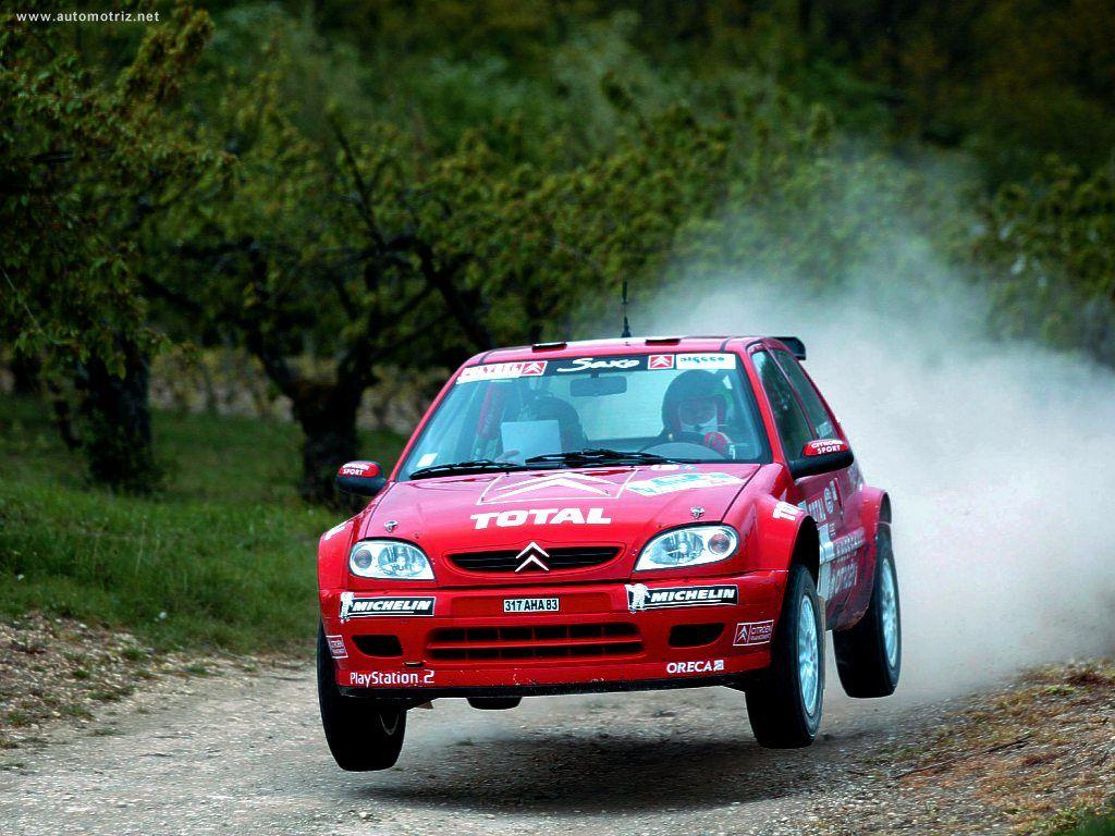 Citroen Saxo S1600 Rally