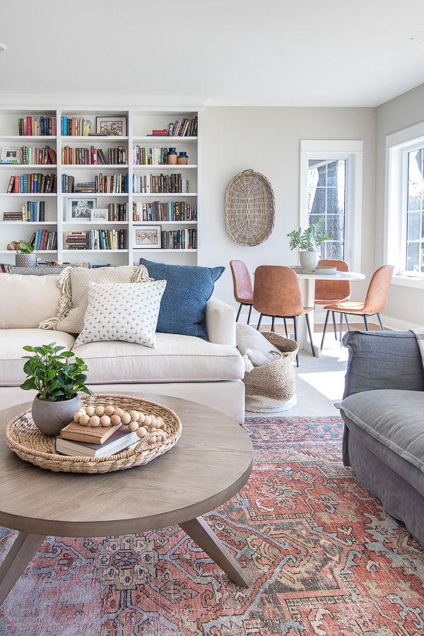 Photo of Decorating a Neutral Room