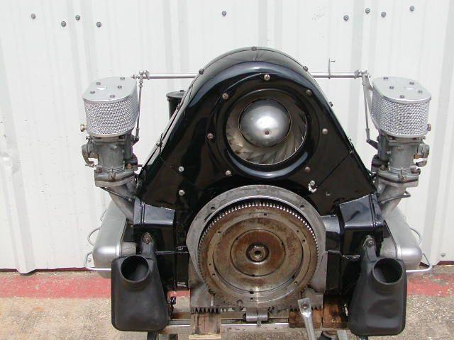 Kuzu356 replica shroud for Type-1 VW motor | Porsche 550