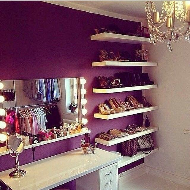Purple Bedroom Ideas For Teenage Girl.Pin On Teen Girl Bedrooms