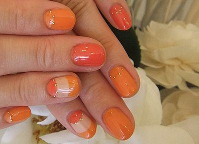 Гелевые ногти: фото шикарного маникюра