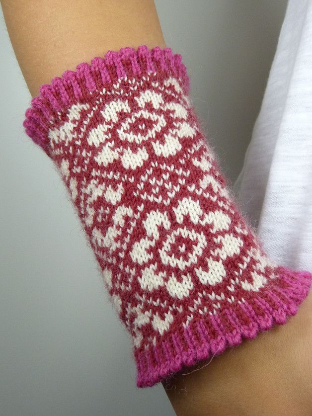 Photo of #craft #diy #knit #knitting #fairisle